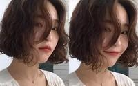Dù tóc ngắn thì vẫn có 4 kiểu uốn xoăn đẹp quên sầu mà không già chút nào