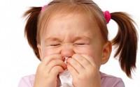 Xử trí ngạt tắc mũi ở trẻ