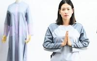Nguyệt thảo mai', Hồng Quế, Tiêu Ngọc Linh và dàn mẫu đi casting trang phục phật tử