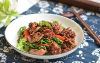 Thực đơn giản tiện chỉ 2 món nấu siêu nhanh mà ăn ngon miễn bàn