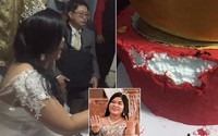 Đang hạnh phúc trong đám cưới, cô dâu bật khóc nức nở vì lý do khiến ai cũng bất ngờ