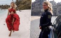 Vóc dáng nóng bỏng của nữ cảnh sát xinh đẹp nhất nước Đức