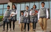 Tranh cãi về học sinh Trung Quốc phải mặc đồng phục gắn GPS