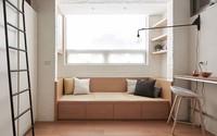 Căn hộ hộp diêm 22 m2 đủ tiện nghi