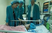 Cuộc gặp gỡ đặc biệt với Hoa hậu Đỗ Mỹ Linh của cô bé xứ Lạng sau ca ghép tim định mệnh