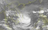 Gió sẽ giật rất mạnh khi bão số 6 đổ bộ vào Quảng Ngãi - Khánh Hòa