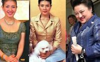 3 người vợ bị Nhà vua Thái Lan ruồng rẫy đuổi ra khỏi hoàng cung bây giờ đang ở đâu?