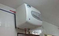Những thói quen gây lãng phí điện khi dùng bình nóng lạnh