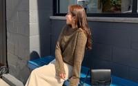"""Có đến 4 kiểu áo len để các cô nàng """"xoay tua"""" diện đẹp trong mùa lạnh, nếu không biết quả là phí của giời"""