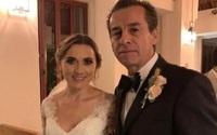 Ba năm sau cái chết của con trai, cựu thị trưởng Mexico cưới con dâu
