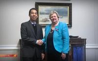 Cấp visa miễn phí cho thân nhân nạn nhân người Việt sang Anh