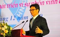 Phó Thủ tướng Vũ Đức Đam: Tạo nhận thức sâu rộng về công tác dân số trong toàn xã hội