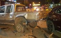 Công an lên tiếng vụ cảnh sát giao thông gây tai nạn liên hoàn ở Sơn La