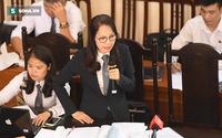 Phản ứng phía sau phiên tòa xét xử bác sĩ Hoàng Công Lương