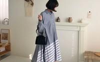 4 tips váy chuẩn mốt, nịnh dáng giúp chị em công sở hút mọi ánh nhìn