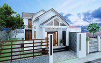 Cải tạo nhà cấp 4 cũ kỹ thành ngôi nhà đẹp như mơ chỉ với 600 triệu đồng
