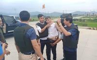 """Nhóm đối tượng sử dụng hàng """"nóng"""" khi hàng trăm cảnh sát vây bắt: Đã bắt được đối tượng cuối cùng"""