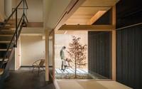 'Vẻ đẹp trống trơn' trong ngôi nhà đậm phong cách Nhật
