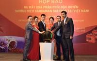 """""""Vàng đỏ"""" Nhụy hoa Nghệ tây Bahraman Saffron chính thức có nhà phân phối độc quyền tại Việt Nam"""