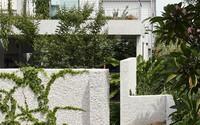 Ngôi nhà ở nông thôn gây ấn tượng từ màu sắc cho đến nội thất nhờ phong cách Địa Trung Hải