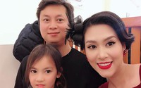 """Thành Vinh """"Phía trước là bầu trời"""" cùng vợ con trở về Việt Nam với ngoại hình khác lạ"""