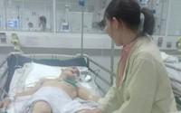 Vừa ra khỏi nhà, 9X bất ngờ bị đánh nhập viện