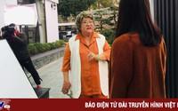 NSƯT Minh Vượng khác lạ với tạo hình bà nội trong phim mới