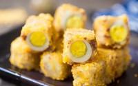 Món thịt bọc trứng cút sẽ ngon hơn gấp bội nếu bạn cho thêm 1 nguyên liệu này vào