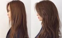Xoăn sóng lơi: Kiểu tóc xoăn gợn nhẹ siêu tự nhiên, chẳng cần nhuộm mà vẫn trẻ, xinh
