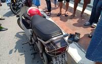 Nghi người đàn ông bỏ lại xe máy rồi nhảy cầu Tiên Sơn tự tử