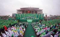Trên 10.000 người tham dự ngày hội đi bộ 2019 tại Bắc Giang