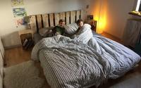 Giường pallet - lựa chọn hợp túi tiền lại dễ dàng biến hóa để phù hợp với nhiều không gian khác nhau