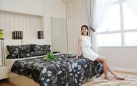 Căn nhà nơi Hoa hậu Đặng Thu Thảo sống sau khi sinh con