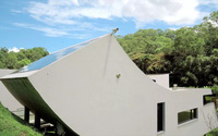 Ngôi nhà không mái giành huy chương vàng trong cuộc thi thiết kế ai cũng muốn ghé thăm