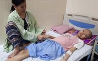 Con vừa cắt chân vì u xương, bố bất ngờ phát hiện bệnh tim mà không có tiền phẫu thuật