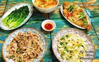 Bữa cơm 5 món ngon tuyệt chỉ dành cho thời tiết ẩm ương thế này!