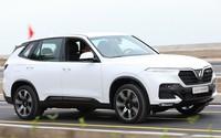 VinFast hoàn thiện sản xuất mẫu xe Lux SA2.0 đầu tiên