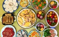Gợi ý mâm cơm gia đình thuần Việt cho ngày nghỉ lễ giỗ Tổ