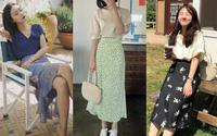 Chân váy hoa hè xinh đến mức khiến bạn tiếc nuối nếu không sắm ngay cho mình