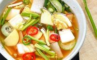 Học cách làm món dưa góp kiểu Hàn, ăn với gì cũng ngon