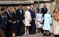 Harry không nói chuyện với William trong lễ mừng Phục sinh