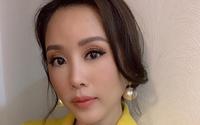 Hoa hậu Thu Hoài: 'Tình yêu phải làm ta vui vẻ và hạnh phúc'