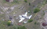Rơi máy bay tại Mỹ, 6 người thiệt mạng