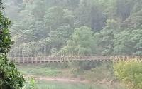 Phát hiện thi thể nam thanh niên treo lơ lửng giữa cầu sau khi hỏi người dân 'có cây cầu nào gần đây không?'