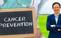 Bác sĩ bệnh viện Việt Đức chia sẻ cách phòng bệnh ung thư đầy đủ từ ăn đến thở