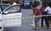 Binh sĩ Brazil xả đạn vào xe chở gia đình 5 người