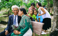 Quà cưới của cụ ông 73 tuổi và vợ hai sau hơn 20 năm ngày cưới