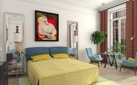 2 mẫu phòng ngủ phong cách cổ điển khiến bạn không thể rời mắt