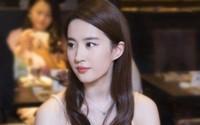 Nhan sắc được khen 'như hoa hậu' ở tuổi 32 của Lưu Diệc Phi