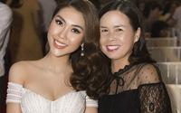 Hoa hậu Tường Linh tự hào vì cấp 3 được giải Hoa khôi vẫn học hành đàng hoàng, ngoan ngoãn